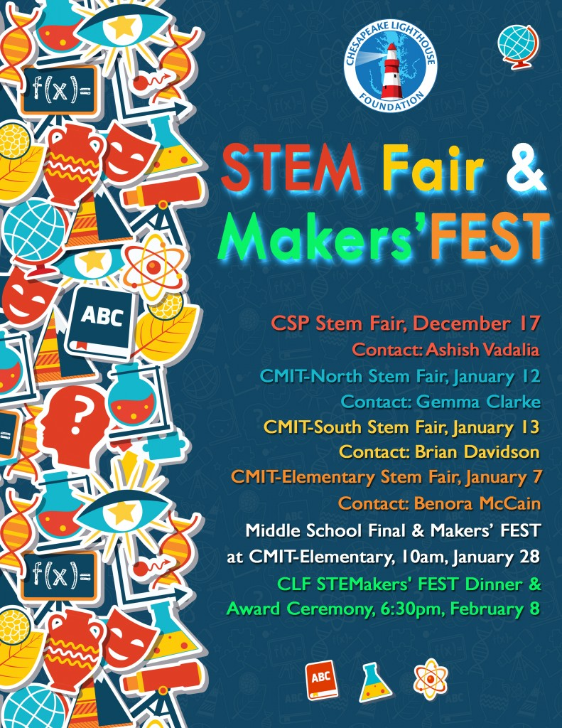 Steam Fair in Cmit elementary School