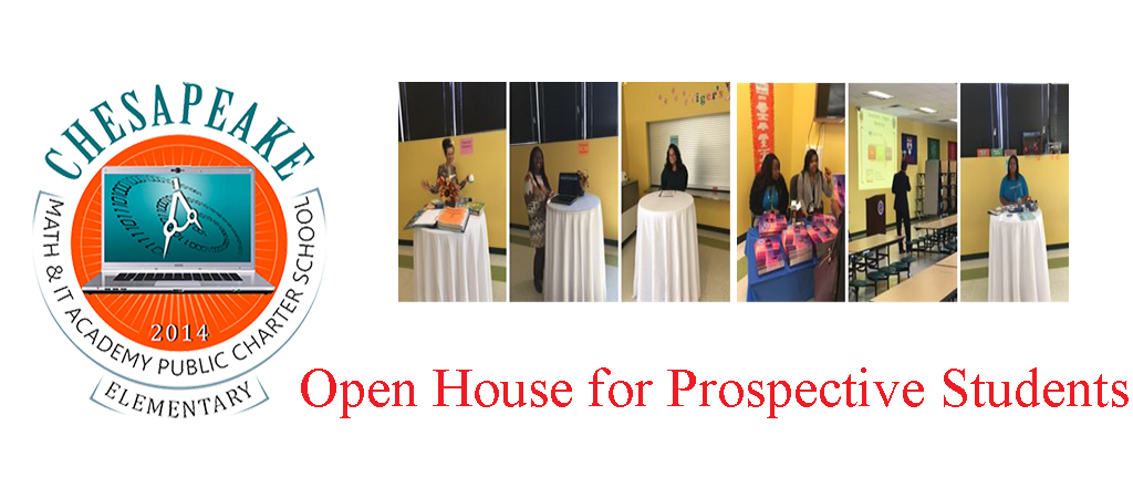 Cmit Elementary Open House for Prospective Students