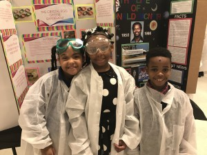 stem-fair in cmit elementary